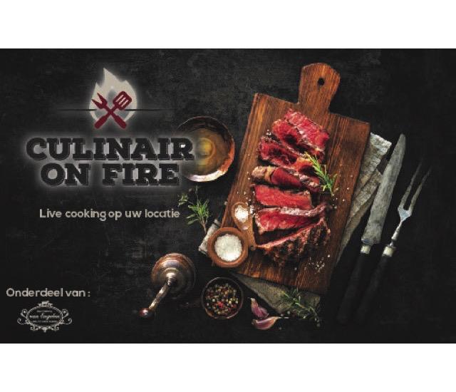 Culinair on fire foto 1